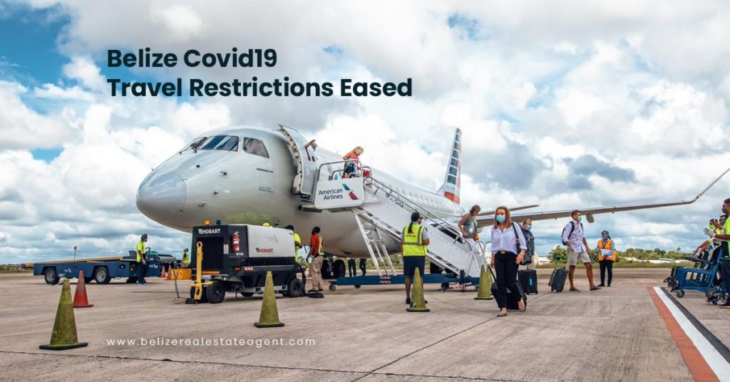 Belize Covid-19 Travel Restrictions Eased [June 2021]